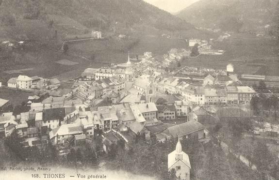 photo of Thônes, Haute-Savoie