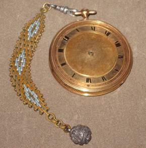 photo of Marshall Duroc's watch.
