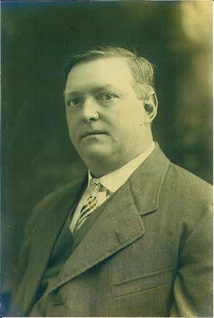 photo of Léon Charles Vorst