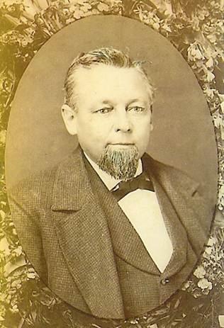 photo of Joseph Johannes Vorst