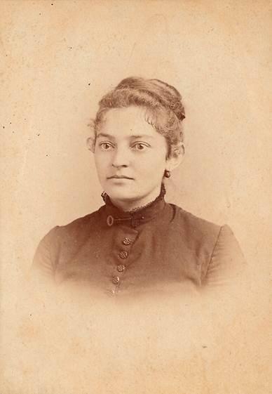 photo of Josephine Anna Vorst