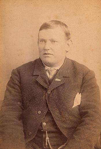 photo of Joseph Henry Vorst