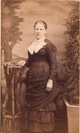 photo of Isabel Vorst