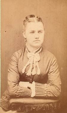photo of Marie Anna Vorst