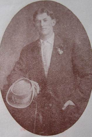 photo of Frederick Stephen Oberle