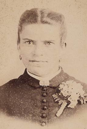 photo of Mary J. Scherer