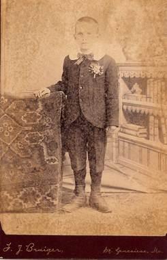 photo of Joseph Philip
